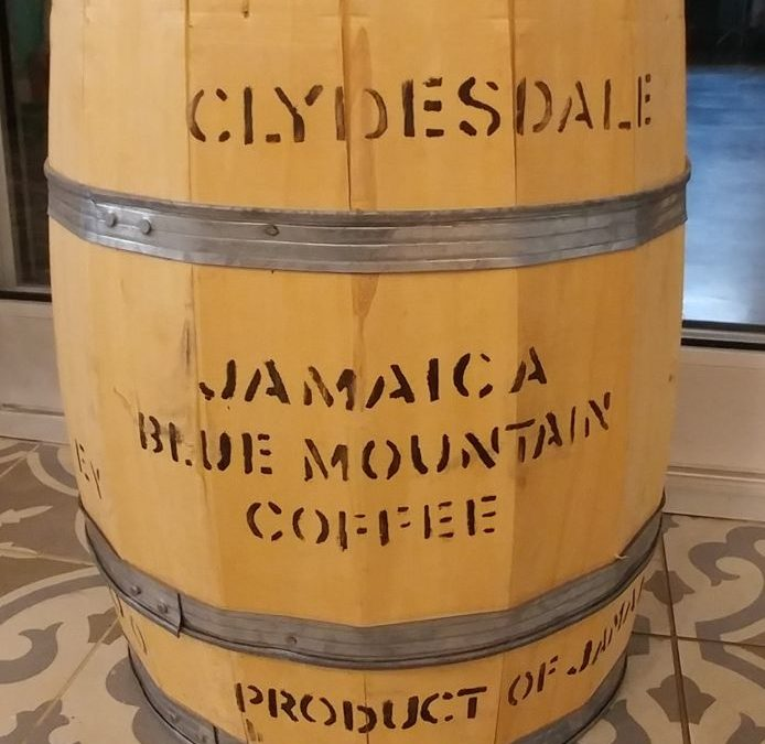 Jamaican Blue Mountain – Clydesdale Estate.